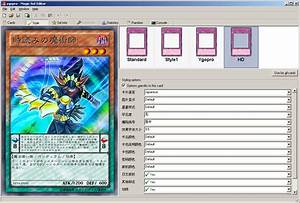 Yu-Gi-Oh! Anime Card Maker - Projects - YGOPRO - Forum