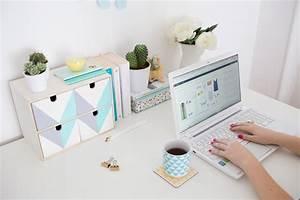 Diy Rangement Chambre : transformez ce rangement ikea pour embellir votre bureau bricobistro ~ Preciouscoupons.com Idées de Décoration