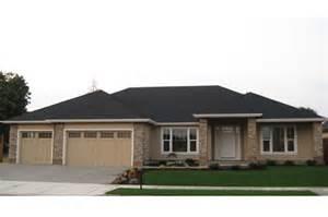prairie style home plans prairie style house plans creekstone 30 708 associated designs