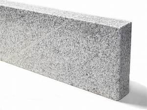 Pflastersplitt Berechnen : granit edelkantenstein 7x25x100 cm hellgrau allseitig ges gt ~ Themetempest.com Abrechnung