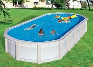 Piscine Hors Sol Resine : trigano piscine hors sol m tal r sine liberty ovale 650 ~ Melissatoandfro.com Idées de Décoration
