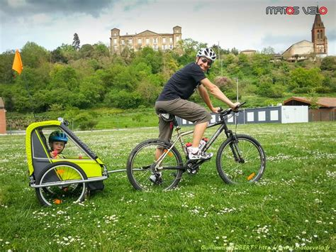 siège bébé remorque vélo test de la remorque vélo enfant b 39 500 matos vélo