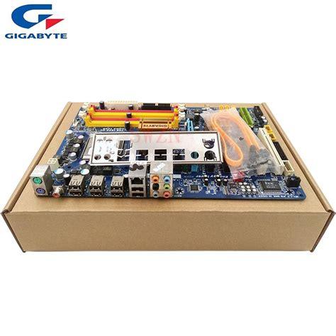 original Used Desktop motherboard For Gigabyte GA EP43 S3L ...
