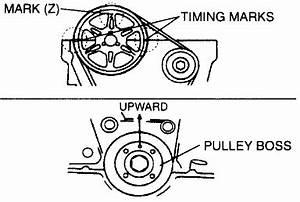 service manual 1997 mazda b series timing belt manual With mazda timing belt