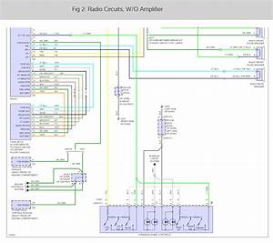 Radio Wiring  I Need The Radio Wiring Diagram For A 2001