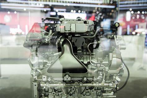 Cadillac Announces New Twin Turbo Dohc Engine