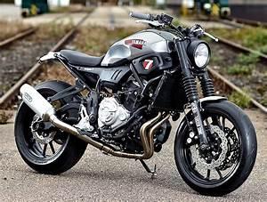 Yamaha Xsr 700 Occasion : yamaha xsr 700 yard built super 7 2015 fiche moto motoplanete ~ Medecine-chirurgie-esthetiques.com Avis de Voitures