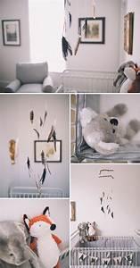 Fensterbank Deko Kinderzimmer : baby annie and her woodland themed nursery kinderzimmer pinterest kinderzimmer babyzimmer ~ Markanthonyermac.com Haus und Dekorationen