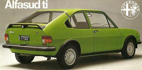 Alfa Romeo Alfasud by Alfa Romeo Alfasud Ti 1500 85 Ch