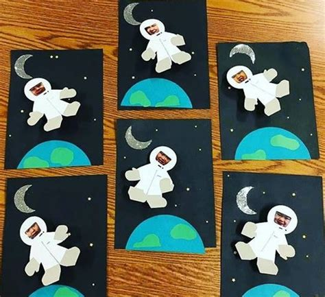 astronaut crafts for preschool space themed astronaut craft 171 preschool and homeschool 709