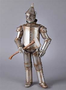 Tin Man by R John Wright at The Toy Shoppe