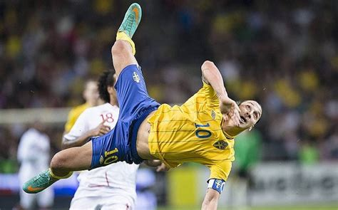 Best Goals Zlatan Ibrahimovic by Zlatan Ibrahimovic Claims Bicycle Kick Against Is