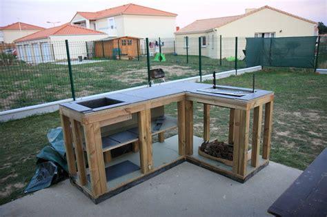 cuisine exterieure en cuisine extérieure 15 09 2010 notre maison ossature bois