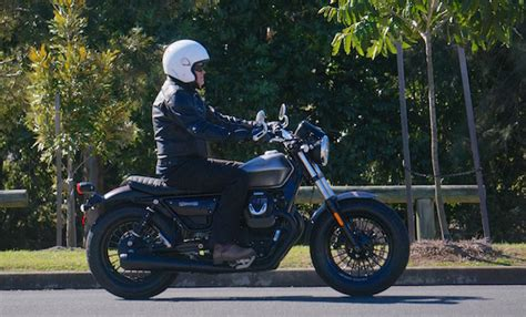 Modification Moto Guzzi V9 Bobber by Moto Guzzi V9 Bobber Road Test Motorbike Writer