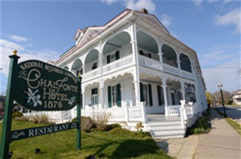 chalfonte hotel historic cape  nj accommodations cape