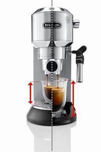 Delonghi Ec 685 M Dedica : espresso delonghi dedica ec 685 m st brn euronics ~ Frokenaadalensverden.com Haus und Dekorationen