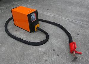 Portable Induction Brazing Heaters From Dawei Induction Heating Machine