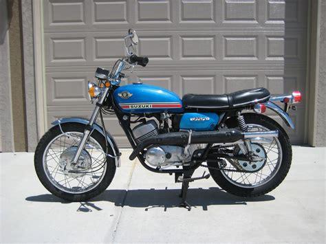Suzuki 250cc Bike by 1970 Suzuki Gt250 Ii Scrambler 250cc 2 Stroke W 6spd