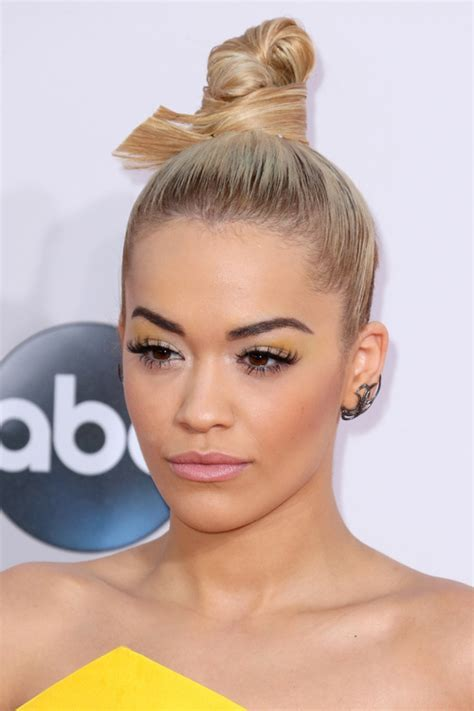 11 Awesome And Beautiful Celebrity Bun Hairstyles