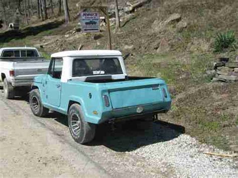 1970 jeep commando purchase used 1970 4wd jeep commando in buckhorn kentucky