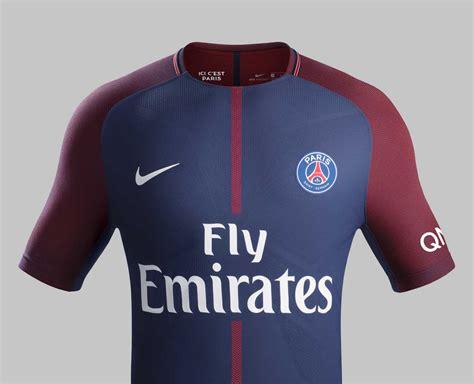 PSG 2017/18 Nike Home Shirt - SoccerBible