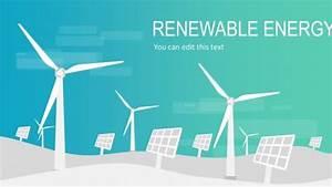 Renewable Energy Powerpoint Templates