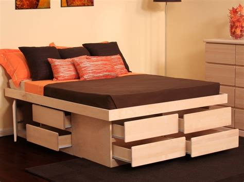 solid bed base bed storage archives the home redesign