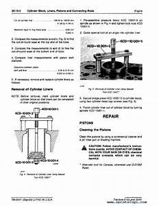 John Deere 2150 2255 Tractors Tm4401 Technical Manual Pdf