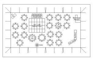 how to plan a wedding reception how to choose your wedding reception layout design