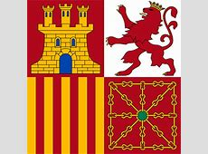 Spain Flags and Symbols and National Anthem