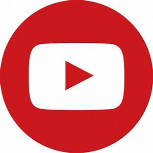Circle, video, media, Logo, Social, youtube, Channel icon