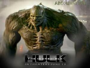 Drawn hulk abomination - Pencil and in color drawn hulk ...