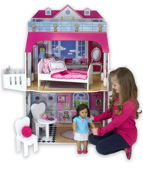18 doll house sophias doll house with balcony two story 18 inch