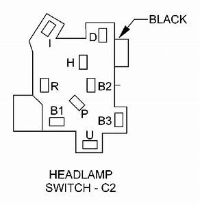 I Need To Know The Color Code On A 1997 Dodge Ram 1500 Headlight Switch