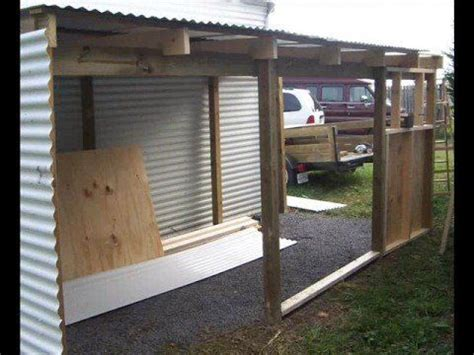 add  lean    shed outdoor structures outdoor