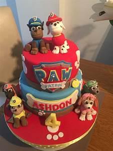 Paw Patrol Cake - CakeCentral com