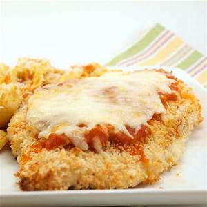 Easy Baked Chicken Parmesan | Flickr - Photo Sharing!