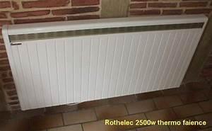 Chauffage Eco Electrique Rothelec Prix : radiateur faience eco electrique rothelec ~ Zukunftsfamilie.com Idées de Décoration