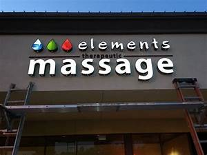 signage custom signs by california sign company With how to build channel letters
