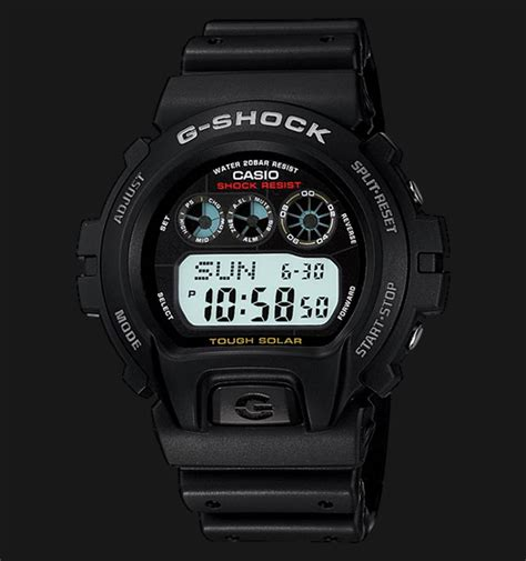 jam tangan pria best seller casio g shock transformer black blue casio g shock g 6900 1dr jamtangan