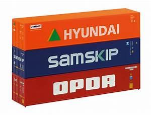 40 Fuß Container In Meter : piko 46101 40 fu container set 3 tlg menzels lokschuppen onlineshop ~ Whattoseeinmadrid.com Haus und Dekorationen