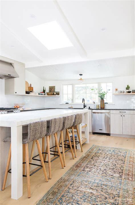 amber interiors boho chic kitchen renovation