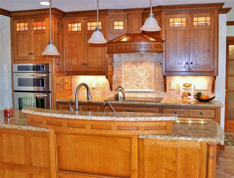craftsman style kitchen traditional kitchen