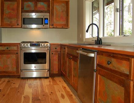 kitchens with backsplash copper cabinets by dchi homerefurbers home 3573