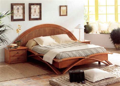 meubles en rotin pour la chambre