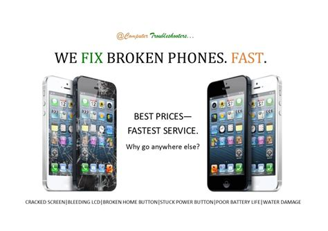 la iphone repair iphone repair repair computer troubleshooters