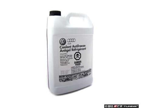 Oem G12 Coolant Antifreeze Vw Audi New