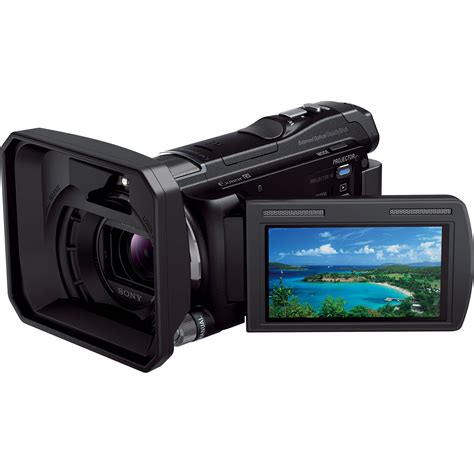 sony 32gb hdr pj650ve hd handycam camcorder hdr pj650ve b h