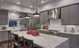 Kitchen design slate gray contemporary kitchen island for Kitchen colors with white cabinets with panini sticker books