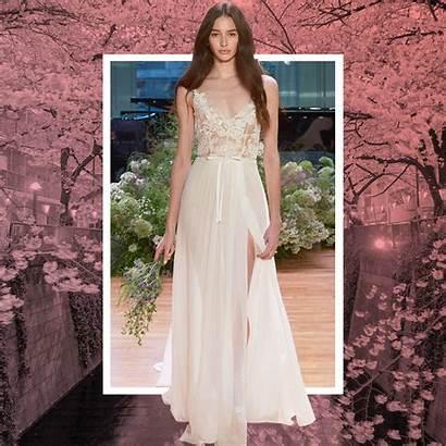 Dresses Monique Bridal Sexiest Glamour Lhuillier Yet